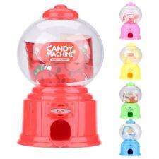 Cute Sweet Mini Candy Dispenser Machine Gumball Snacks Storage Box Kids Toy Cool
