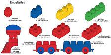 Tutor Blocks Einzelsteine Lernbausteine Magnetbausteine Babyspielzeug Motorik