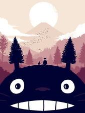 My Neighbor Totoro Movie Tonari No Totoro Art Huge Giant Print POSTER Affiche