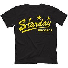 Starday Records T-Shirt 100% Cotton Red Sovine Willie Nelson Dottie West