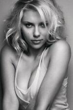 61054 Super Star Scarlett Johansson Wall Print Poster Affiche