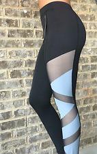 Unique Classy Color Block Fitted Leggings Sizes S/M or L/XL