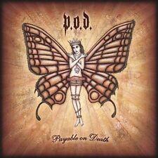 P.O.D. ( PAYABLE ON DEATH )-PAYABLE ON DEATH (BONUS CD) (ENH)  CD NEW