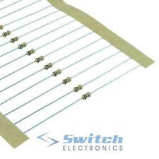 1/8W 0.125W Carbon Film Resistors 5% 1r to 1M