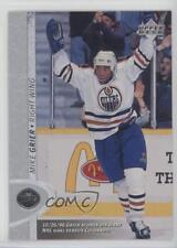 1996-97 Upper Deck #259 Mike Grier Edmonton Oilers RC Rookie Hockey Card