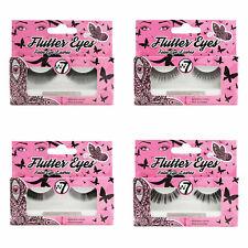 W7 Flutter Eyes Reusable False Eyelashes