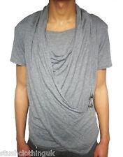 Pearly King Uomo HOUDINI T-Shirt Grigio (PKTP014)