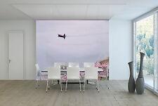 3D Nave Fiume 45 Parete Murale Foto Carta da parati immagine sfondo muro stampa