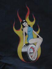 """Rat Rod Hot Rod Zombie Hot Rod Wear """"Trophy Girl"""" Jacket"""