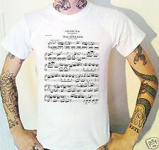 Mozart Sheet Music T-Shirt. Wolfgang Amadeus Classical Music Sonata No. 10