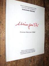 MINGUZZI PREMIO MARCONI 1998 SCULTURA L2