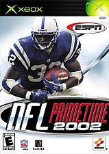 ESPN NFL PRIME TIME 2002 ORIGINAL XBOX DISC ONLY