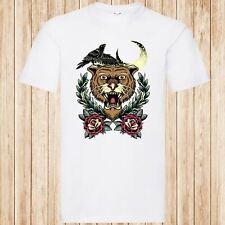 Tiger Tattoo Flash t-shirt