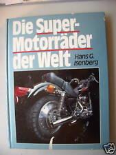 Die Super Motorräder der Welt 1985 Motorrad