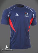 England Rugby vs Nuova Zelanda Perfect Day Flux T-Shirt Taglie Y-XXXL