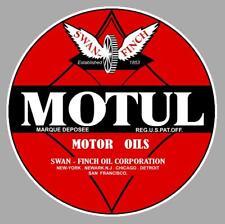MOTUL Motor Oils Sticker