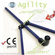 BAY® Beinspreizer aus Stahl, mit gepolsterter Fußauflage, Spagat Trainer, NEU