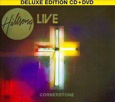 Cornerstone Live [Deluxe Edition] [Digipak] - Hillsong Live (CD/DVD)