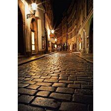 Stickers muraux déco: Rue aux lanternes 1676