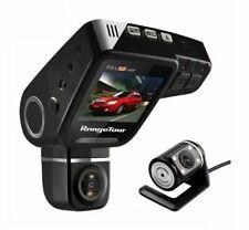 Dual Lens Car DVR LCD Plus Dashboard Camera Full HD 1080P Dash Cam Night Vision