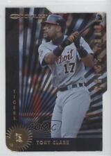1997 Donruss Gold Press Proof #341 Tony Clark Detroit Tigers Baseball Card