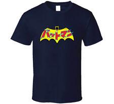 Batman Japanese Retro T-shirt Superhero Movie Tee Anime Comic Manga New From US