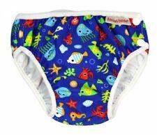 Imse Vimse Schwimmwindel, Badewindel, Aquawindel, Babybadehose Blue Sea Life