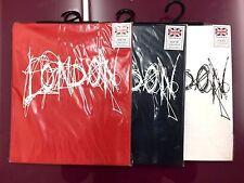 London T-shirt Union Jack England Printed Souvenir Kids Unisex Graphic Gift
