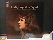 RITA REYS sings MICHEL LEGRAND ( Conduct: ROGIER VAN OTTERLOO ) cbs s65037