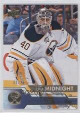 2016-17 Upper Deck UD Midnight #23 Robin Lehner Buffalo Sabres Hockey Card