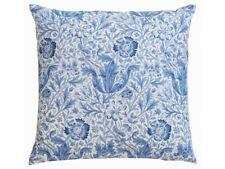 William Morris Gallery Compton Blue Cushions