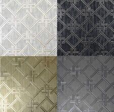 Arthouse Gianni Foil Geometric Wallpaper