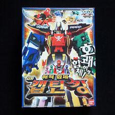 Bandai Power Rangers GOKAIGER DX GOKAIOH GOKAI-OH Super Mega force Megazord 2012
