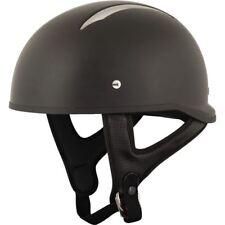 Speed And Strength SS310 Half Helmet - Matte Blk, All Sizes