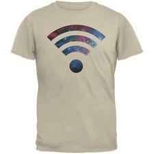 Wifi Galaxy Sand Adult T-Shirt