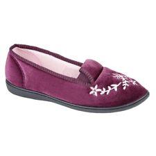 ShoeTree DOROTHY Heather ladies Floral Pattern Full Indoor slippers