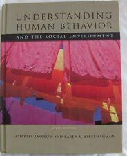 UNDERSTANDING HUMAN BEHAVIOR & the Social Environment 5th Edition: Zastrow