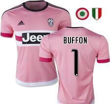 Trikot Adidas Juventus Turin 2015-2016 Away Coppa/Scudetto - Buffon 1 [152-3XL]