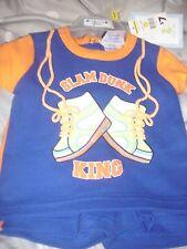 INFANT BOY'S 2 PIECE OUTFIT SLAM DUNK KING