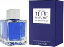 Blue Seduction Antonio Banderas Cologne Perfume For Men 6.7 - 3.4 oz Edt Spray