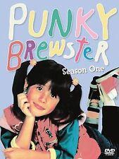 PUNKY BREWSTER SEASON 1 New Sealed DVD Set