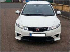 Honda Civic Fog light covers fog light protectors FN2/FK3 etc ( BLACK TINT )