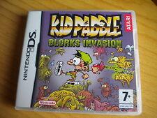 KIDPADDLE  BLORKS INVASION   ! Nn !  JEU DS / LITE / DSI / 2DS