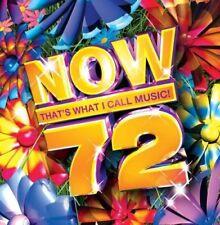NOW 72 - 2 CDs Neu - Katy Perry Lady Gaga Killers Duffy