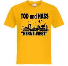 T-Shirt TOD UND HASS HERNE-WEST Ultras Dortmund Ultra Trikot