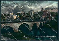 Frosinone Pontecorvo PIEGHINA Foto FG cartolina D5321 SZG