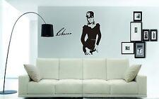 "Rihanna Wall Art Autocollant, Decal, murale, + autographe 1.2 MS X 52cms (47"" X 20.5"")"