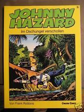 """JOHNNY HAZARD # 5 """"IM DSCHUNGEL VERSCHOLLEN"""""""