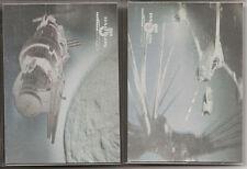 Babylon 5 Special Edition Trading Cards Hologram Chase Card Set H1-H2