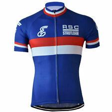 RSC STADTLOHN Retro Cycling Jersey cycling Short Sleeve Jersey